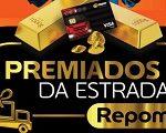 WWW.VISA.COM.BR/PREMIADOSDAESTRADAREPOM, PROMOÇÃO PREMIADOS DA ESTRADA REPOM
