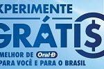 PROMOÇÃO EXPERIMENTE GRÁTIS ORAL-B 2021