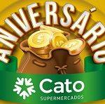 CATOSUPERMERCADOS.COM.BR/CADAVEZMELHOR, PROMOÇÃO ANIVERSÁRIO CATO SUPERMERCADOS 2021