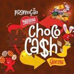 WWW.CHOCOCASHNESTLE.COM.BR, PROMOÇÃO NESTLÉ CHOCO CASH