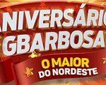 WWW.GBARBOSA.COM.BR/ANIVERSARIO, PROMOÇÃO ANIVERSÁRIO GBARBOSA 2021