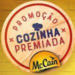 WWW.PROMOMCCAIN.COM.BR, PROMOÇÃO COZINHA PREMIADA MCCAIN