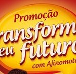 PROMOÇÃO TRANSFORME SEU FUTURO AJINOMOTO 2021