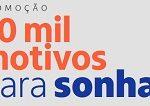 WWW.TRINTAMILMOTIVOS.COM.BR, PROMOÇÃO TRINTA MIL MOTIVOS PARA SONHAR ITAÚ MASTERCARD